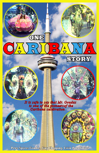 One Caribana_ Mr Goudas Books_Bean Salad _ Mr Goudas Recipes