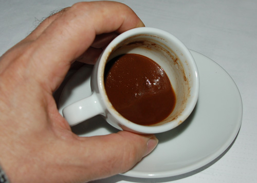 Coffee residue_Mr Goudas recipes_ coffee Greek and turkish