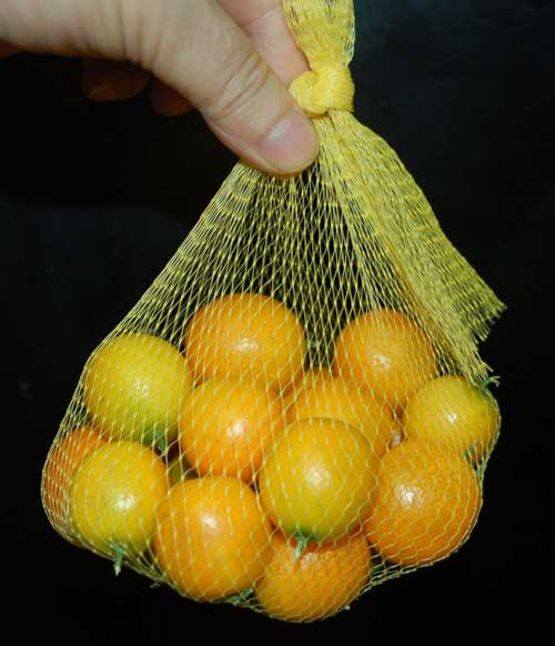 Mr. Goudas Recipes - Kumquat in a bag