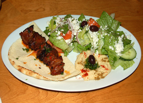 souvlaki_greek salad_goudas recipes