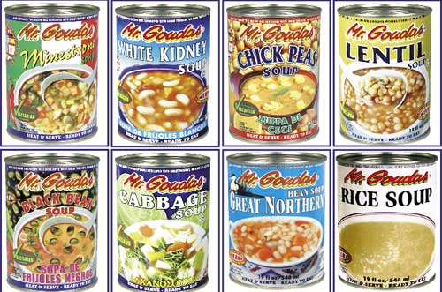 Mr Goudas Line of Soups_ Mr Goudas Recipes_Soup Subject Avoid the MSG