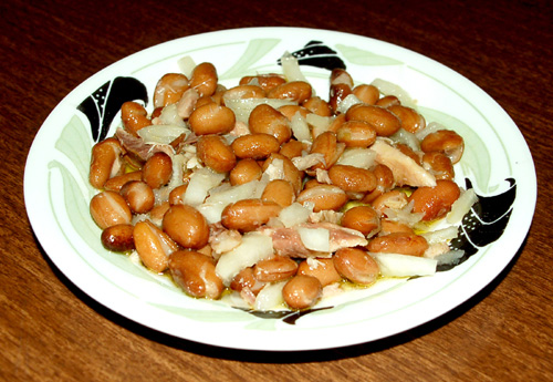 Romano Bean Salad_Bean Salad _ Mr Goudas Recipes