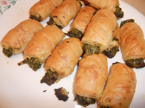 Mr Goudas Recipes_ spinach pastry_Spinach pie