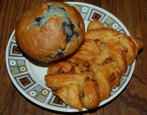 Danish and Muffin _Appetizers_Mr Goudas Recipes