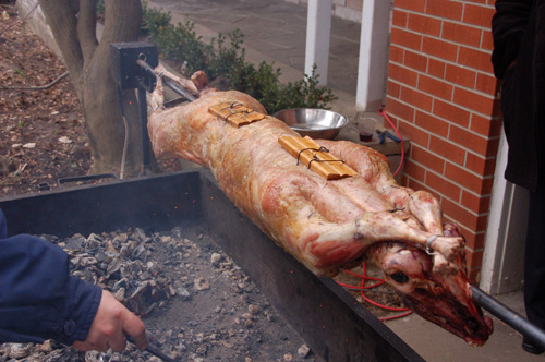 Lamb_ Easter Dish_ Easter Sunday_ Goudas Recipes