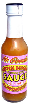 mr goudas scotch bonnet pepper sauce