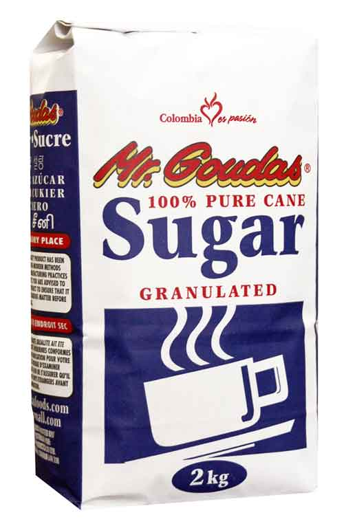 MR. GOUDAS SUGAR-GOUDAS RECIPES