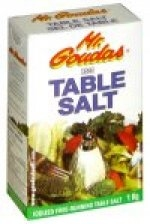 Mr Goudas Table Salt_Mr Goudas Recipes