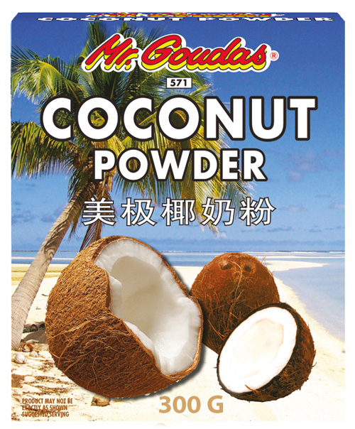COCONUT POWDER - GOUDAS RECIPES