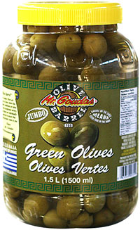 MR GOUDAS GREEN OLIVES-GOUDAS RECIPES