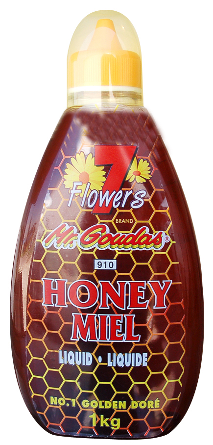 MR GOUDAS HONEY_ SEVEN FLOWERS HONEY