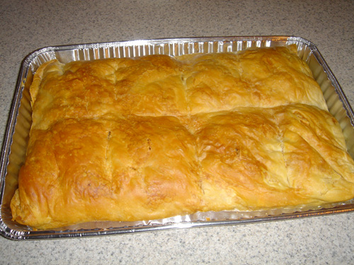 Mr Goudas Recipes_ spanakopita_Spinach pie